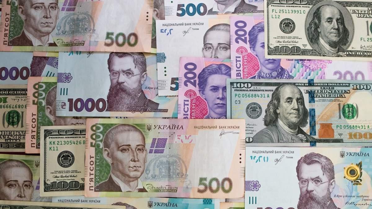 Курс валют на 2 апреля: гривна снова начала падать