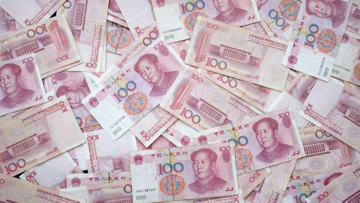 Китай тестує цифровий юань