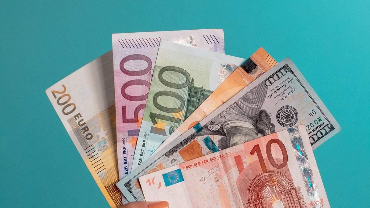 Курс доллара, евро – курс валют НБУ на 8 апреля 2021