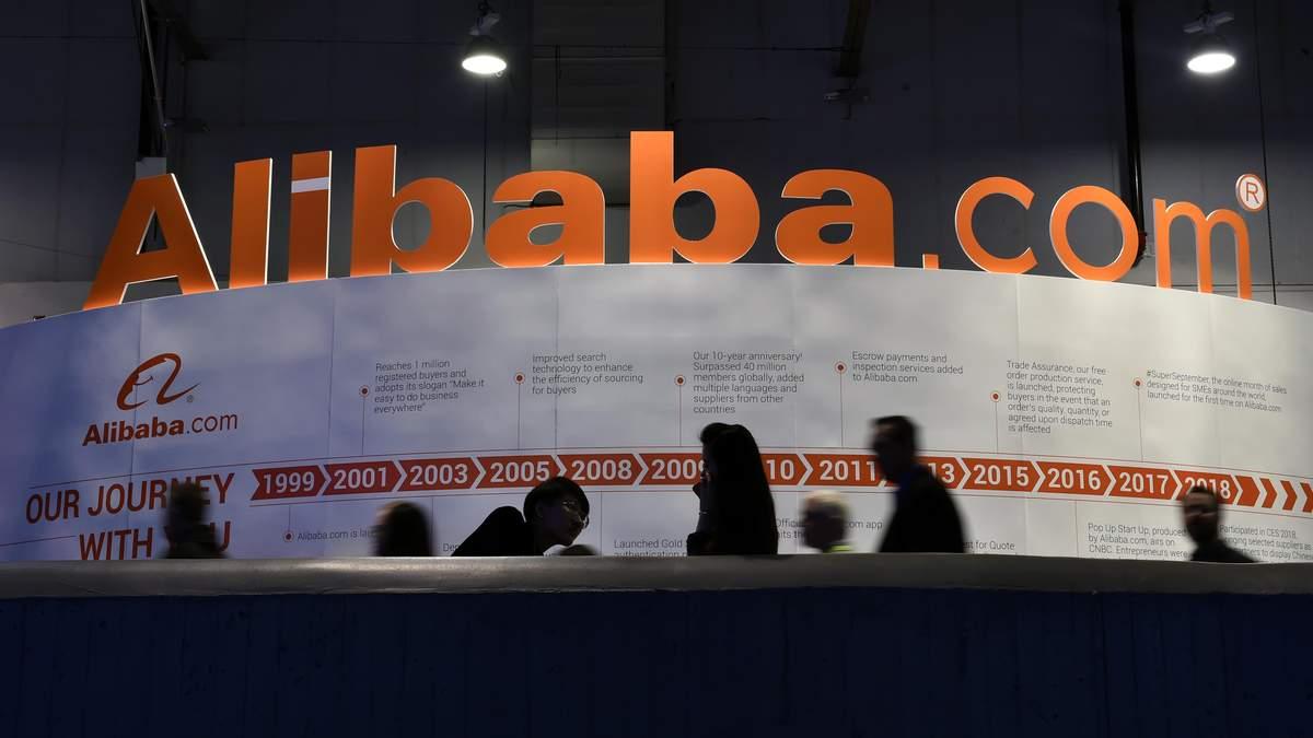 Китай оштрафовал Alibaba на рекордную сумму: цена акций компании пошла вверх
