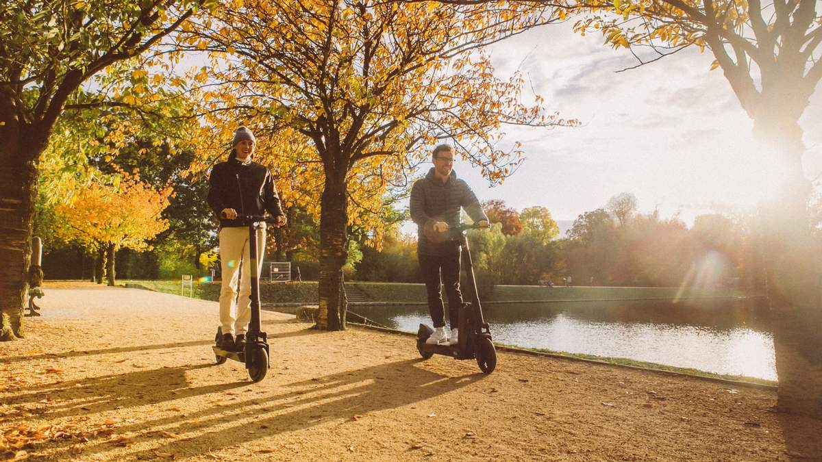 Прославился яркими е-скутерами: стартап Dott привлек почти 90 миллионов долларов инвестиций