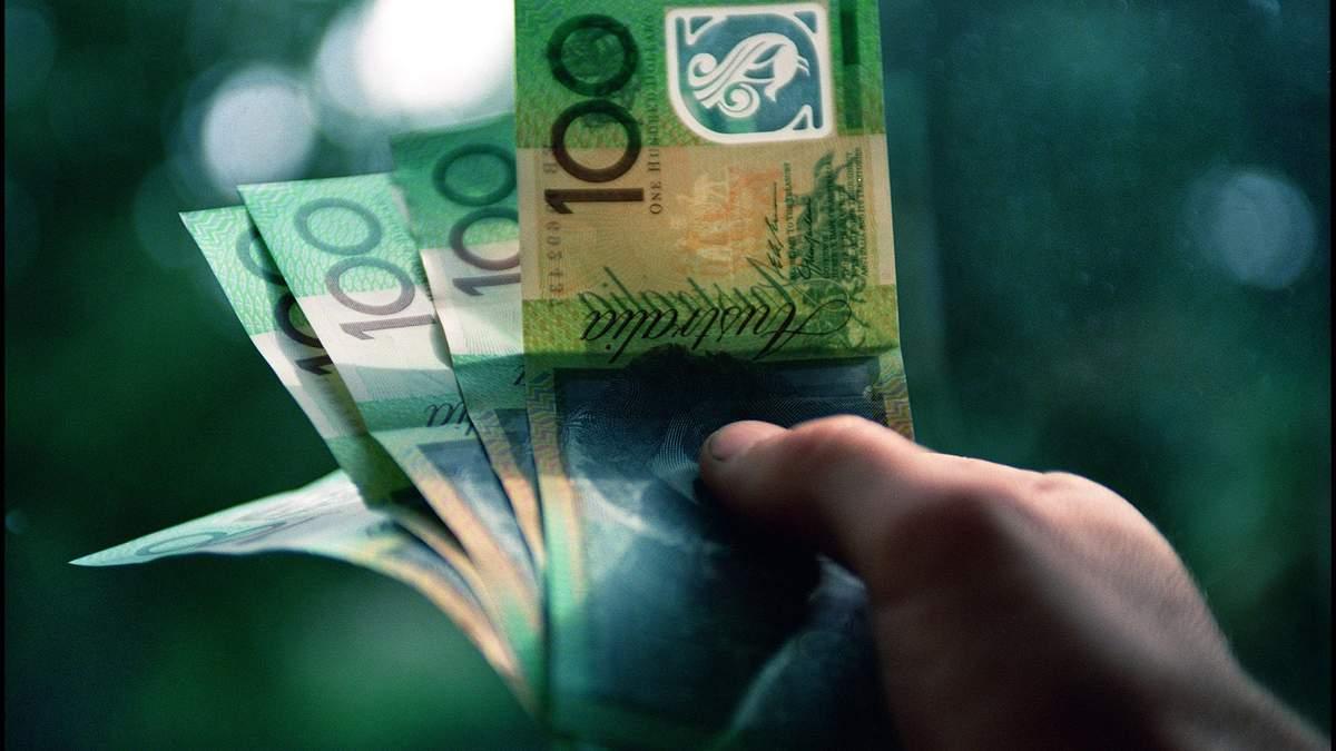 Австралійський долар став новою жертвою Китаю
