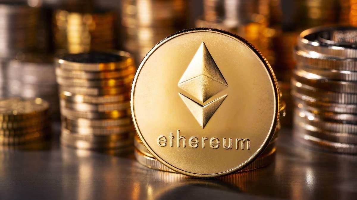 Ethereum завышен в цене