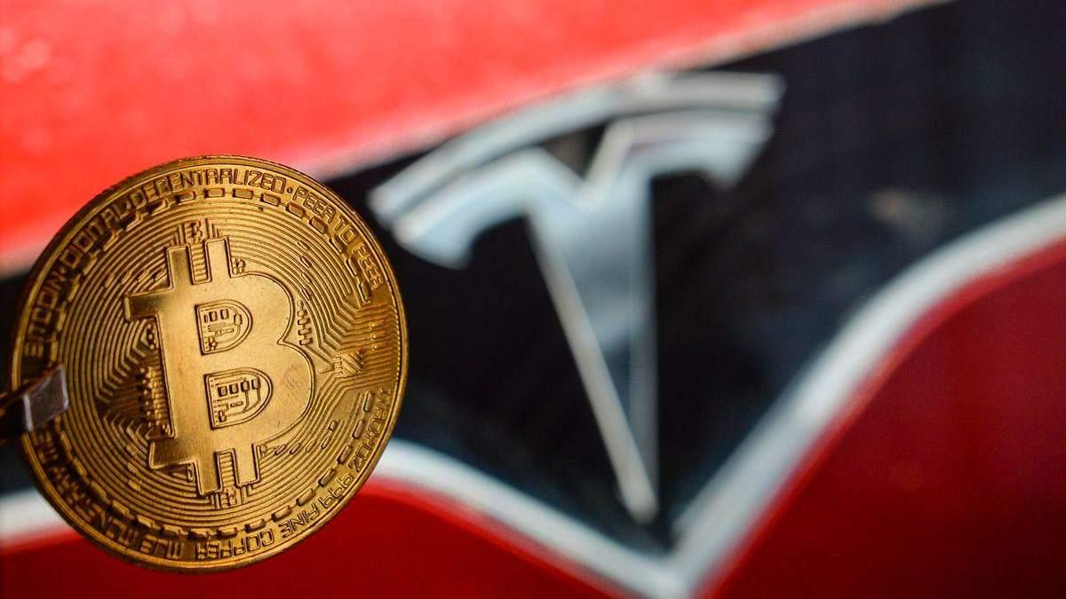 Tesla нельзя приобрести за биткоин