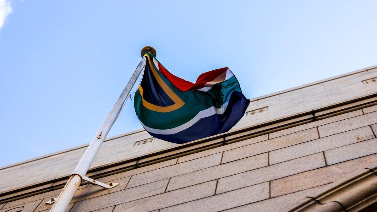 Валюта ПАР виривається вперед після масштабного обвалу