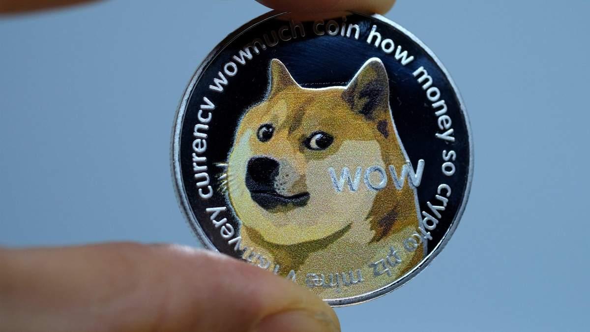 Dogecoin зміцнює позиції на ринку
