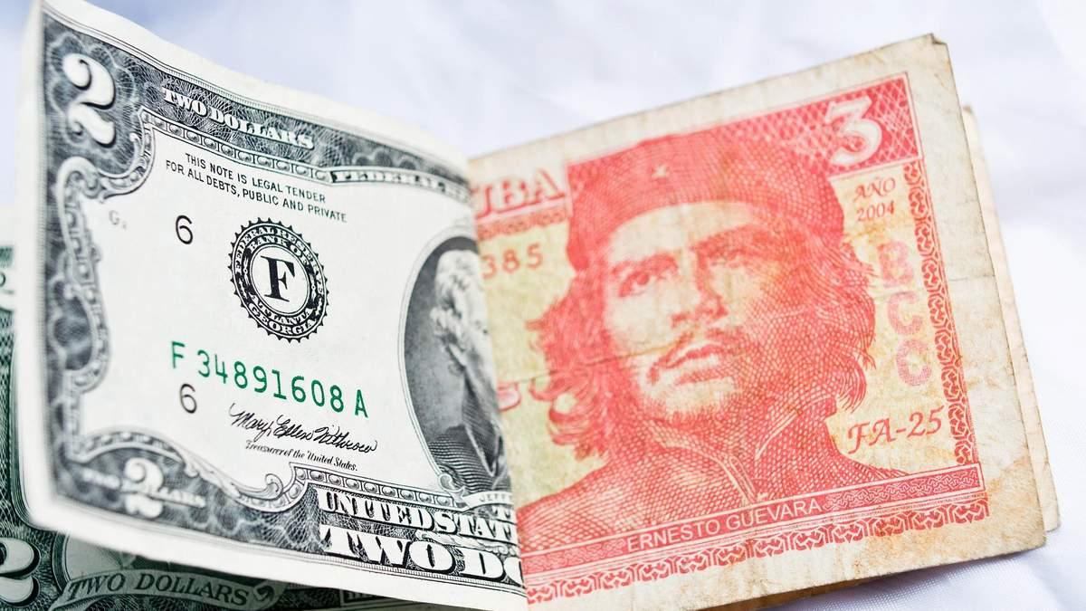 Куба знову без долара