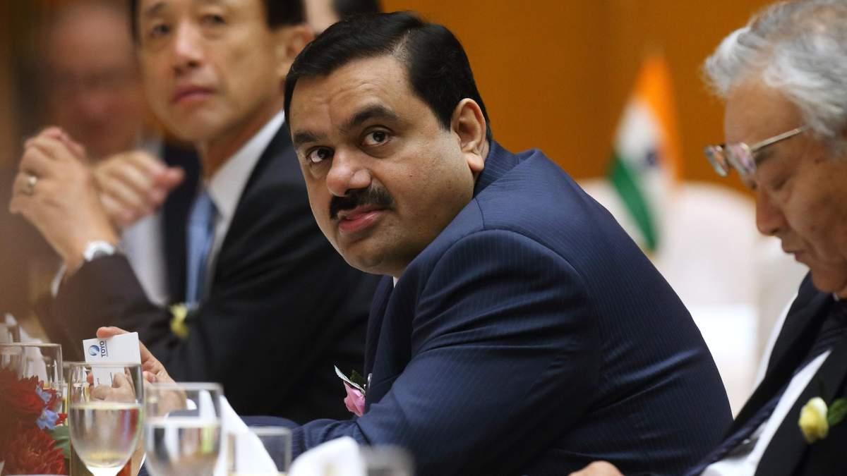Гаутам Адани потерял более 13 миллиардов долларов