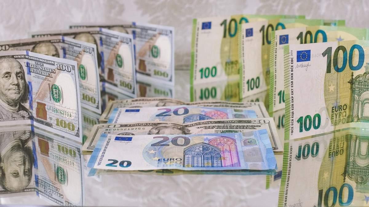 Курс долара, євро – курс валют НБУ на 22 червня 2021