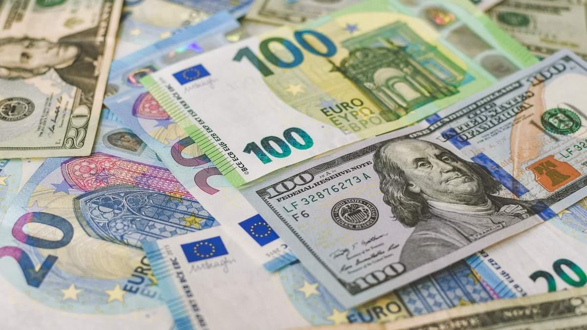 Курс доллара и евро на 24 июня 2021 – курс НБУ