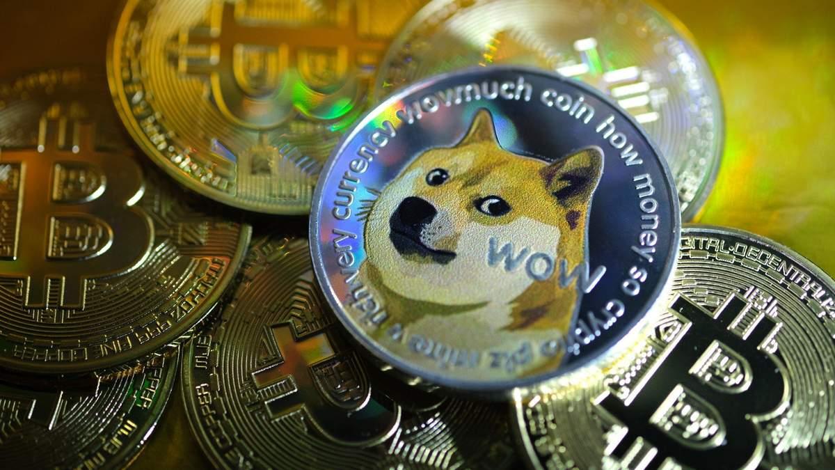 Инвестор потерял тысячи долларов из-за обвала Dogecoin