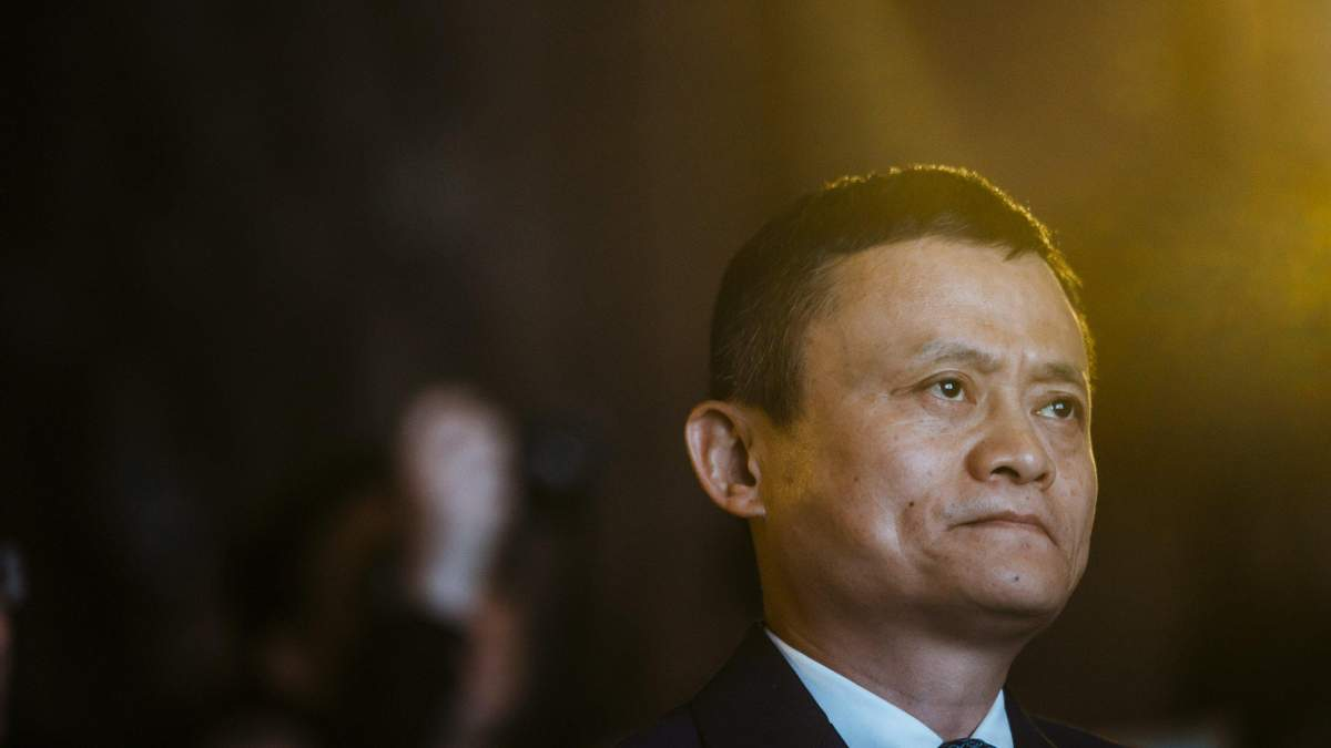 Китай победил Джека Ма