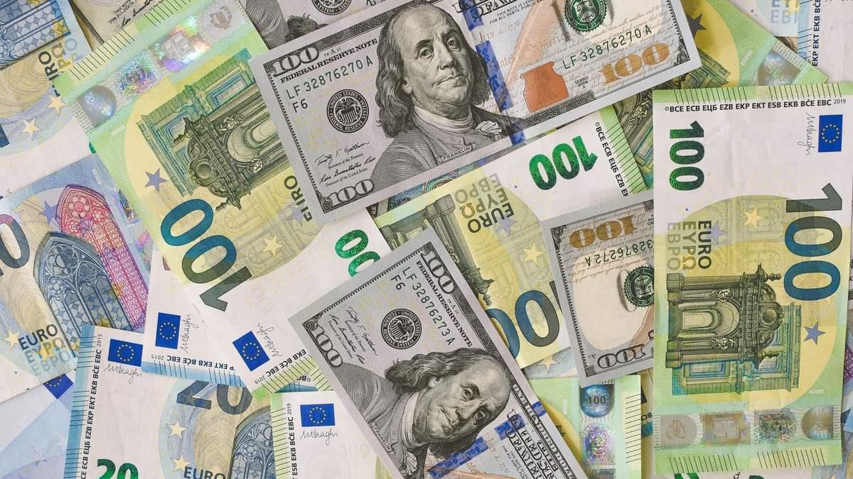 Курс долара, євро – курс валют НБУ на 5 липня 2021