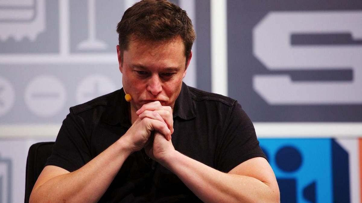 Ілон Маск може втратити мільярди доларів