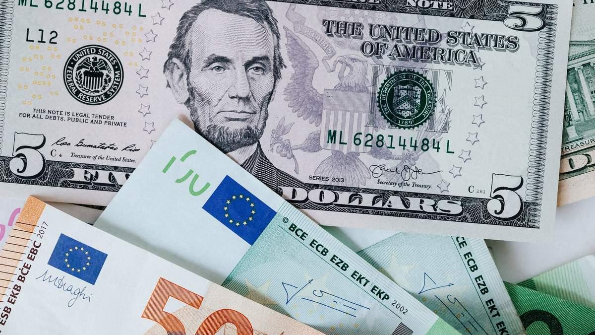 Курс доллара, евро – курс валют НБУ на сегодня 9 июля 2021