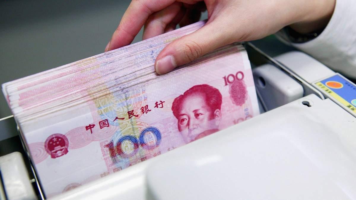 Іноземні туристи у Китаї зможуть використовувати цифровий юань