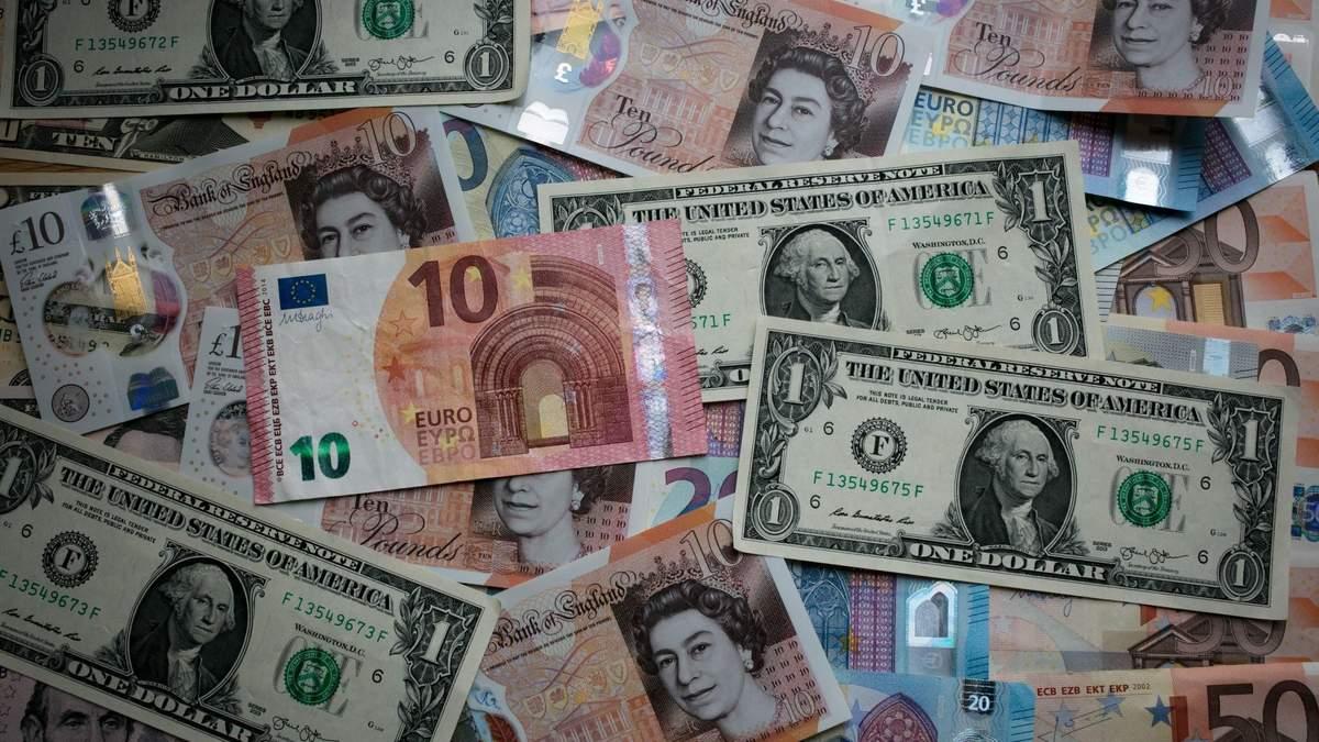 Курс долара, євро – курс валют НБУ на сьогодні 21 липня 2021
