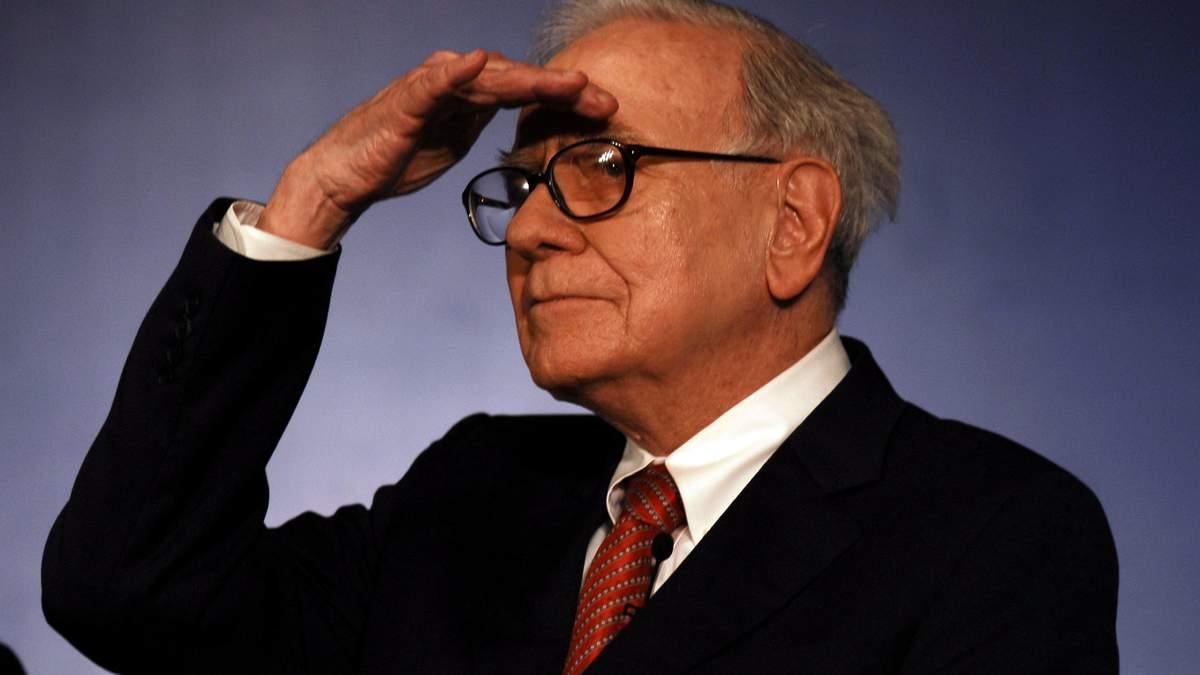 Уоррен Баффет мгновенно потерял 6 миллиардов  долларов