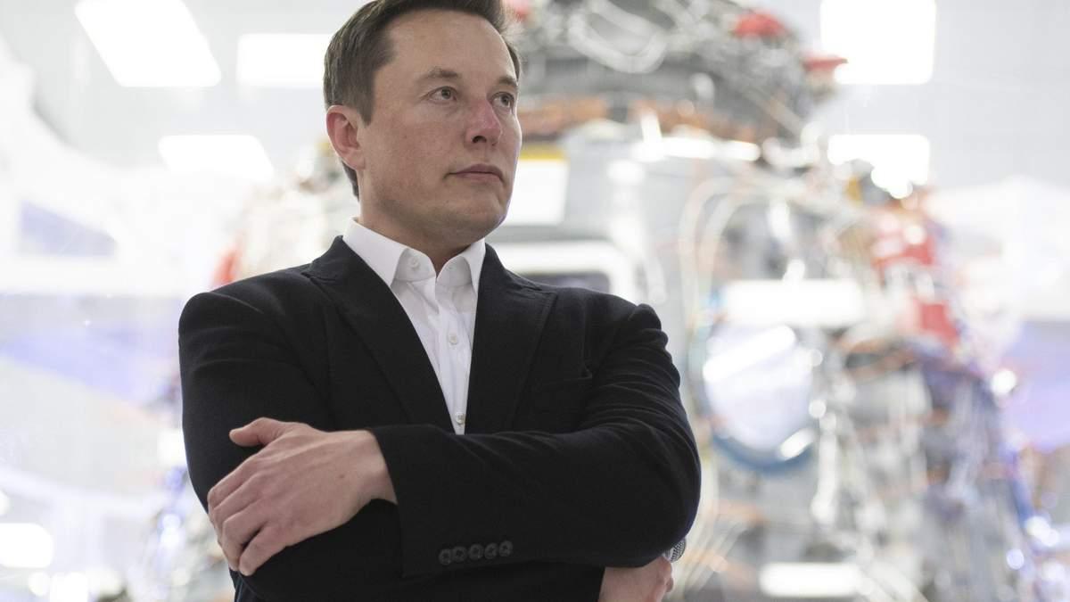 Ілон Маск назвав активи, які приносять йому гроші
