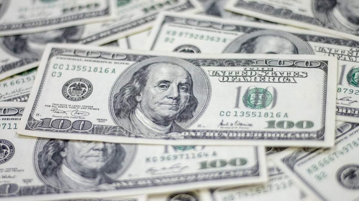 Курс доллара, евро – курс валют НБУ на 27 июля 2021