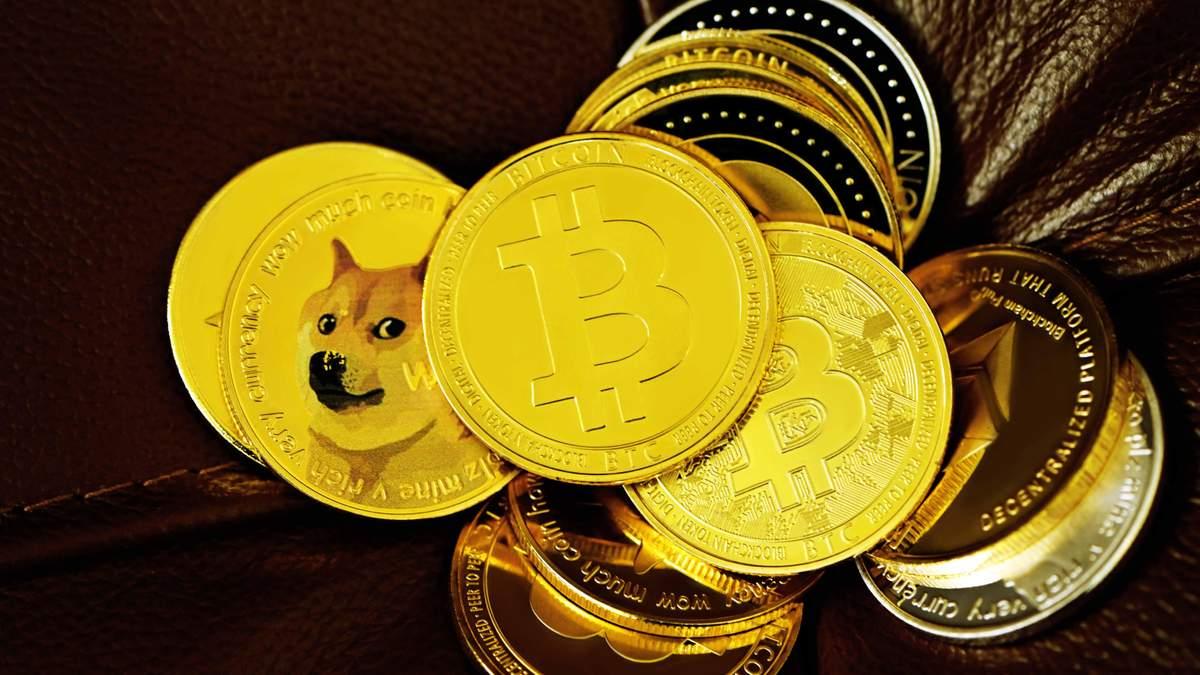 Криптовалюти виросли в ціні