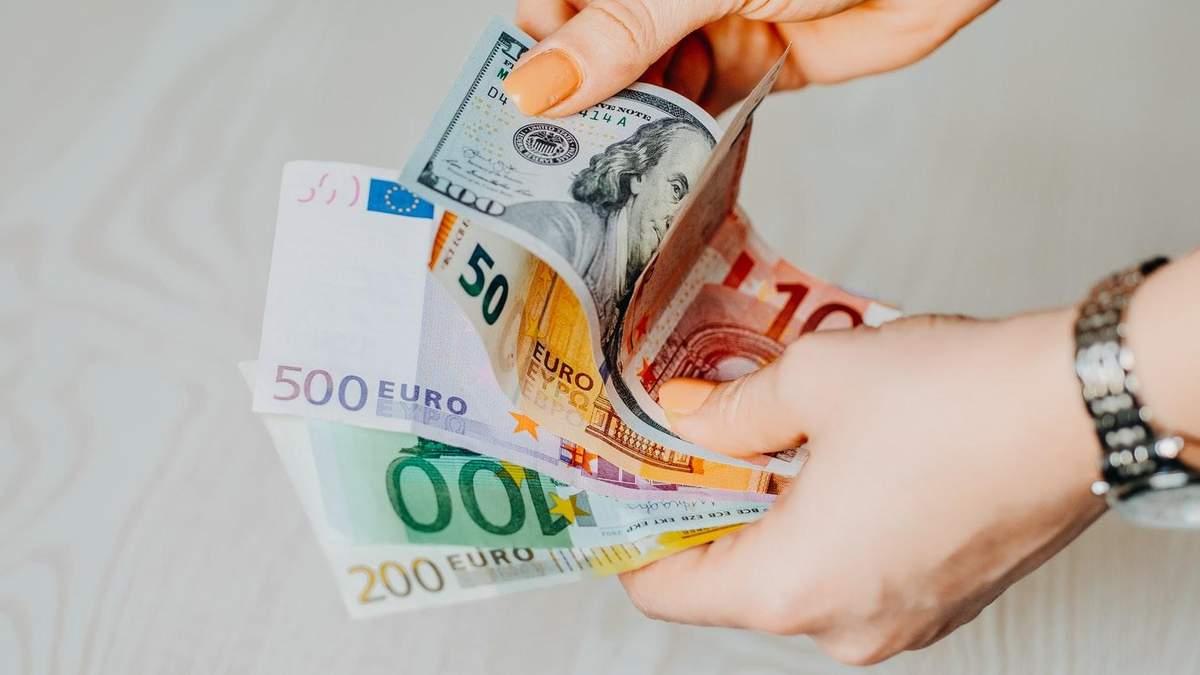 Курс доллара, евро – курс валют НБУ на 29 июля 2021