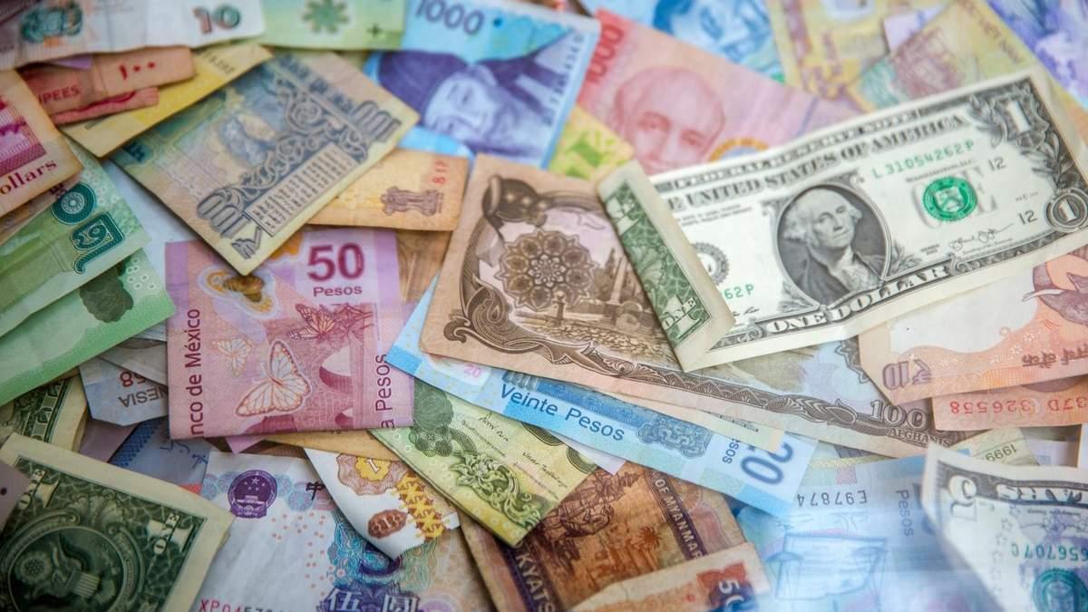 Гривна попала в десятку самых недооцененных валют мира