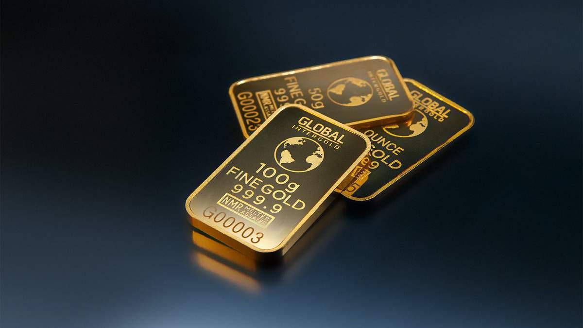 Золото может взлететь до нового максимума