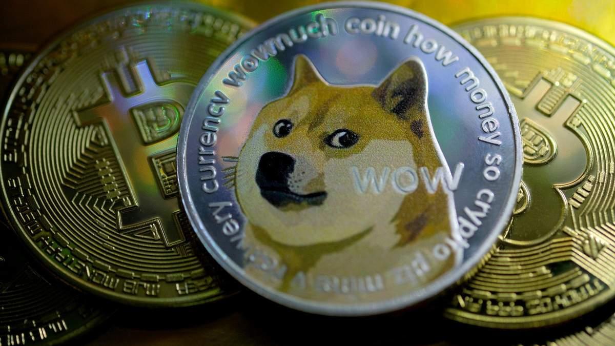 Dogecoin знову зростає в ціні