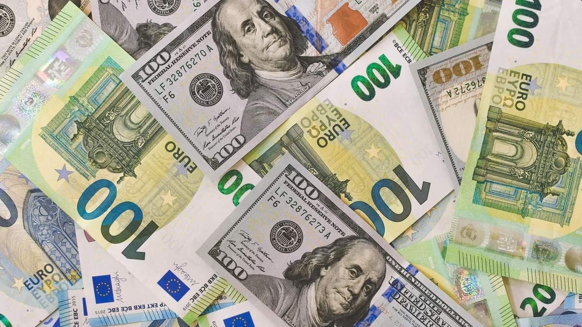 Курс долара, євро – курс валют НБУ на 18 серпня 2021