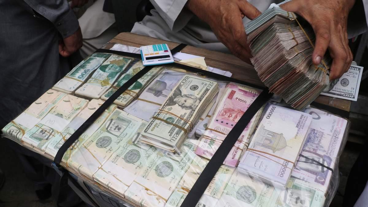 Нацвалюта Афганістану встановила історичний антирекорд: реакція глави центробанку - Финансы
