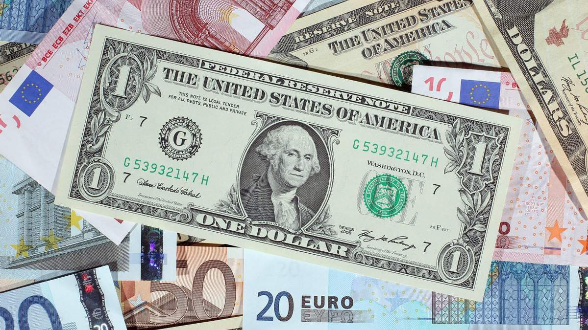 Курс доллара, евро – курс валют НБУ на сегодня 23 августа 2021