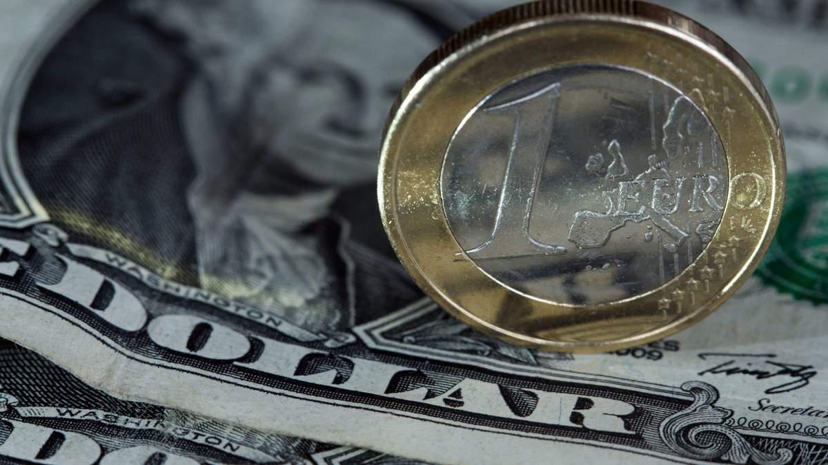 Курс доллара, евро – курс валют НБУ на 26 августа 2021