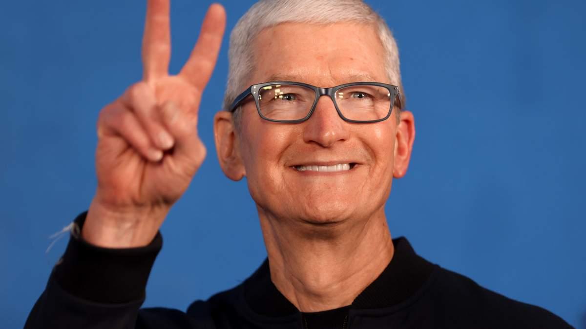 Десятиліття Тіма Кука в Apple: скільки можна було б заробити, інвестувавши в акції 1000 доларів - Фінанси