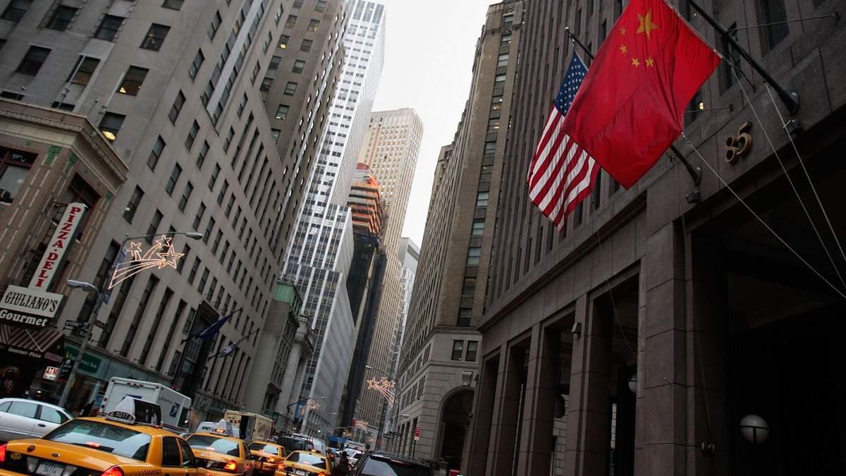 Китай - Финансы