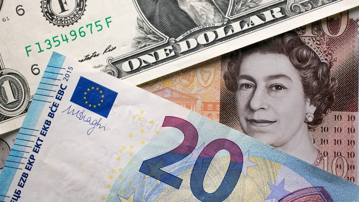 Курс долара, євро – курс валют НБУ на 2 вересня 2021