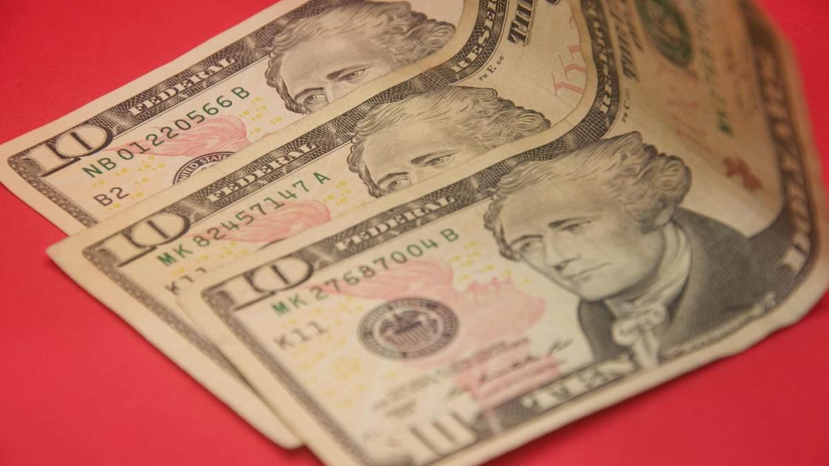 Курс доллара, евро – курс валют НБУ на сегодня 6 сентября 2021
