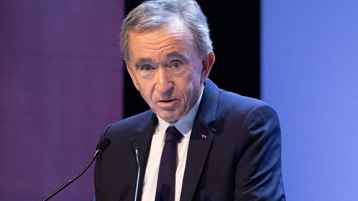 Промах Бернара Арно: через яку компанію французький мільярдер втратив сотні мільйонів - Фінанси
