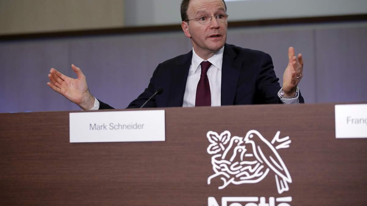 """""""Ми повинні бути готові"""": прогноз гендиректора Nestle щодо інфляції у найближчі роки - Фінанси"""