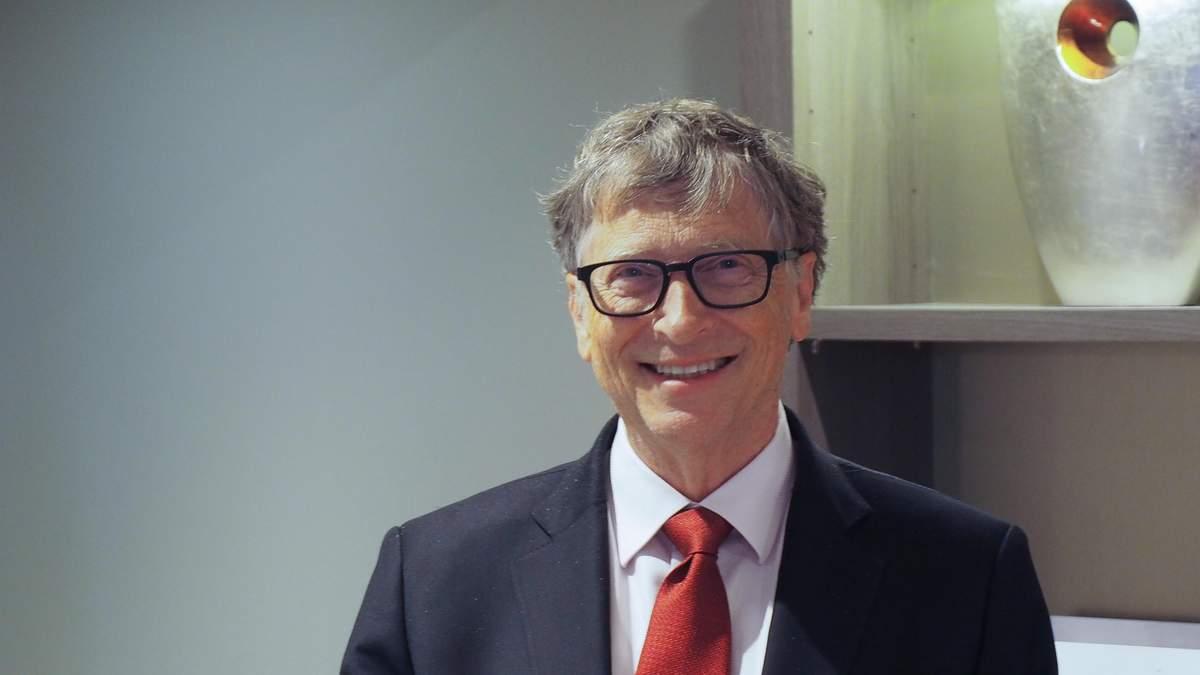 """""""Нова революція"""": топові компанії США інвестували понад мільярд доларів у проєкт Білла Гейтса - Фінанси"""