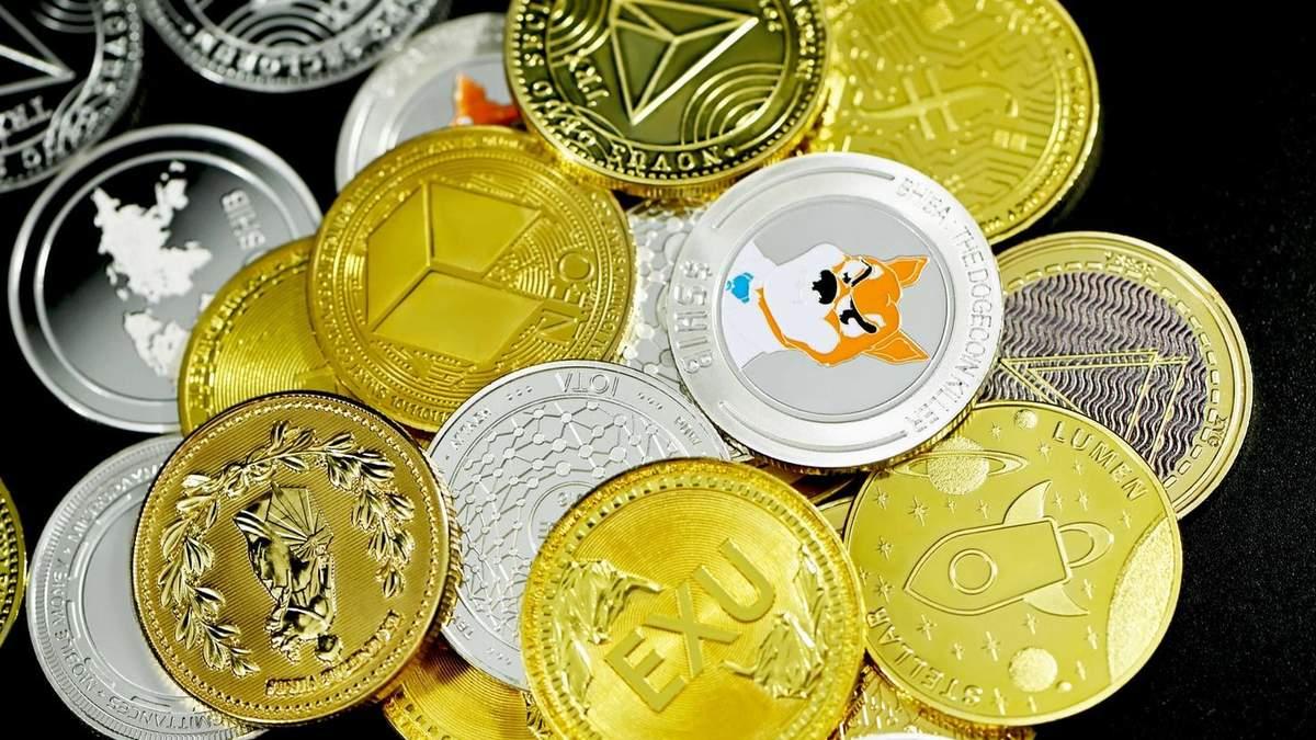 Криптовалюта - Фінанси