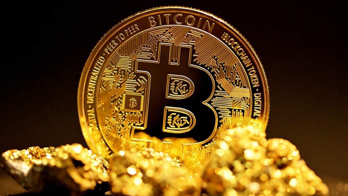 Золото проти біткойна: у JPMorganназвали актив, який обирають інвестори для захисту від інфляції - новини біткоін - Фінанси
