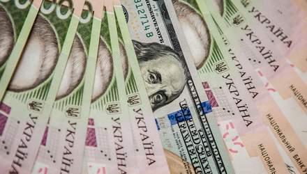 Гривна достигла трехлетнего минимума: упадет ли курс до 30 за доллар к концу года