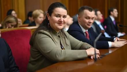 Майже пані посол у США: біографія Оксани Маркарової