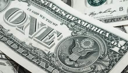 Готівковий курс валют на 15 січня: долар виріс, а євро продовжує дешевшати