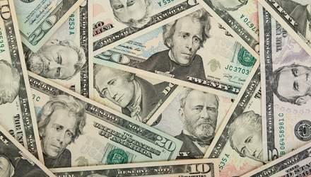 Готівковий курс валют на 29 січня: ціна євро і долара впала