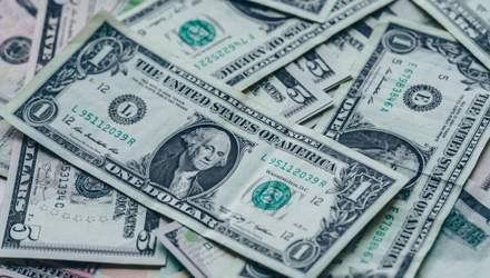 Готівковий курс на 8 лютого: долар і євро вкотре впали в ціні