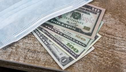 Курс валют на 24 лютого: долар і євро впали відносно гривні
