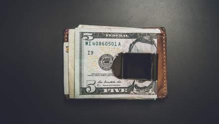 Готівковий курс валют на 4 березня: долар і євро різко падають