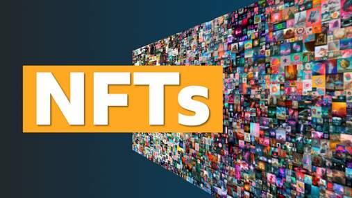 Миллионы благодаря NFT-токенам: как неплохо заработать на своем творчестве